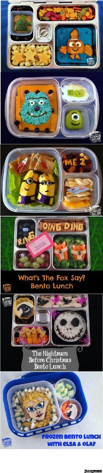 Cute food idea for kiddos