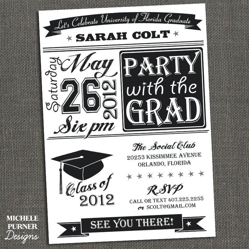 image result for free printable graduation invitations