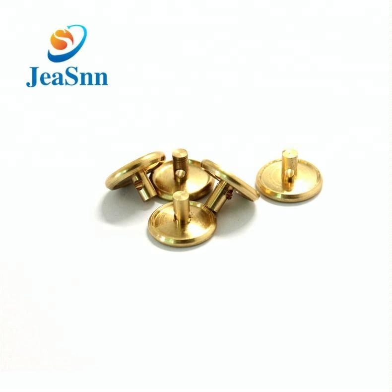 Account Photo Decorative Screw Binding Brass Book Binding