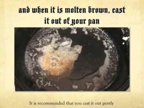16th Century Pancakes