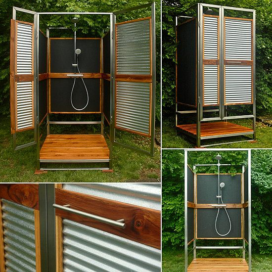 Outdoor Showers The Best To Buy Plus One To Diy 400 x 300