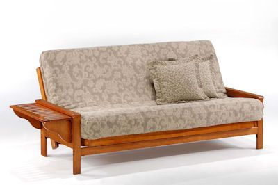 winston hickory queen futon frame  409 at depth of field futons winston hickory queen futon frame  409 at depth of field futons      rh   pinterest