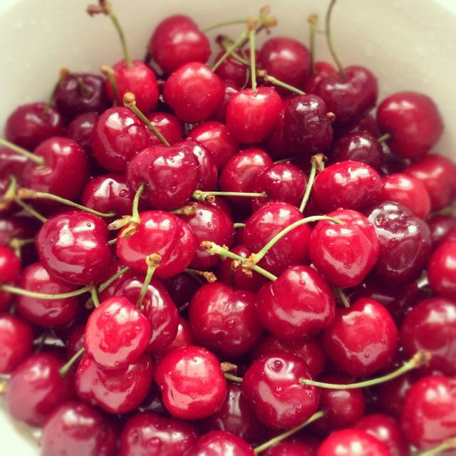 PG- Mi fruta preferida son las Cerezas