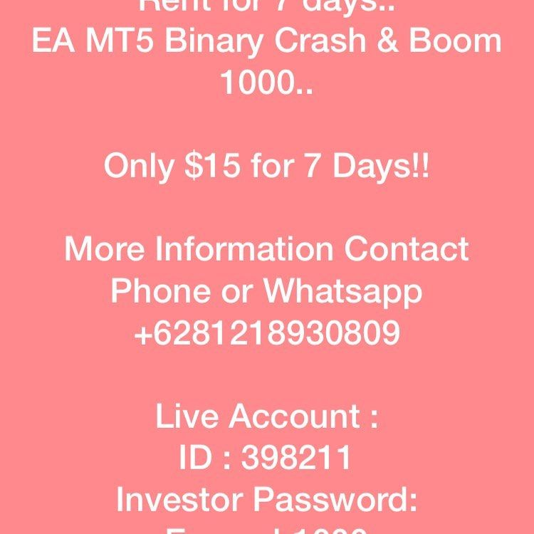 Still Running Makemoneyonlineathome Botbinary Binarytrading