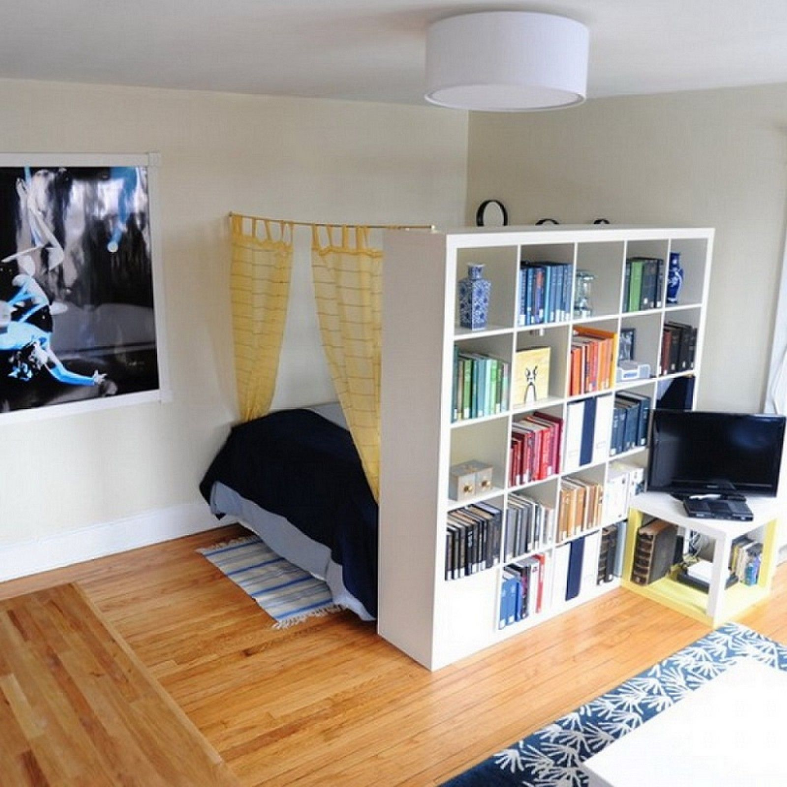 23 Creative & Genius Small Apartment Decorating on A Budget ...