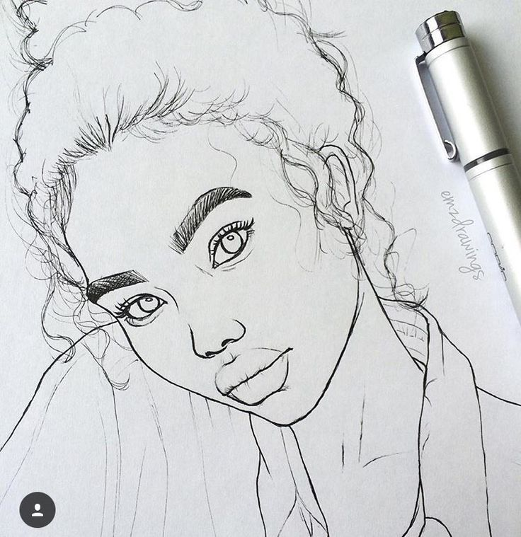 ▷ 1001 + Ideen für Mädchen zeichnen zur Inspiration
