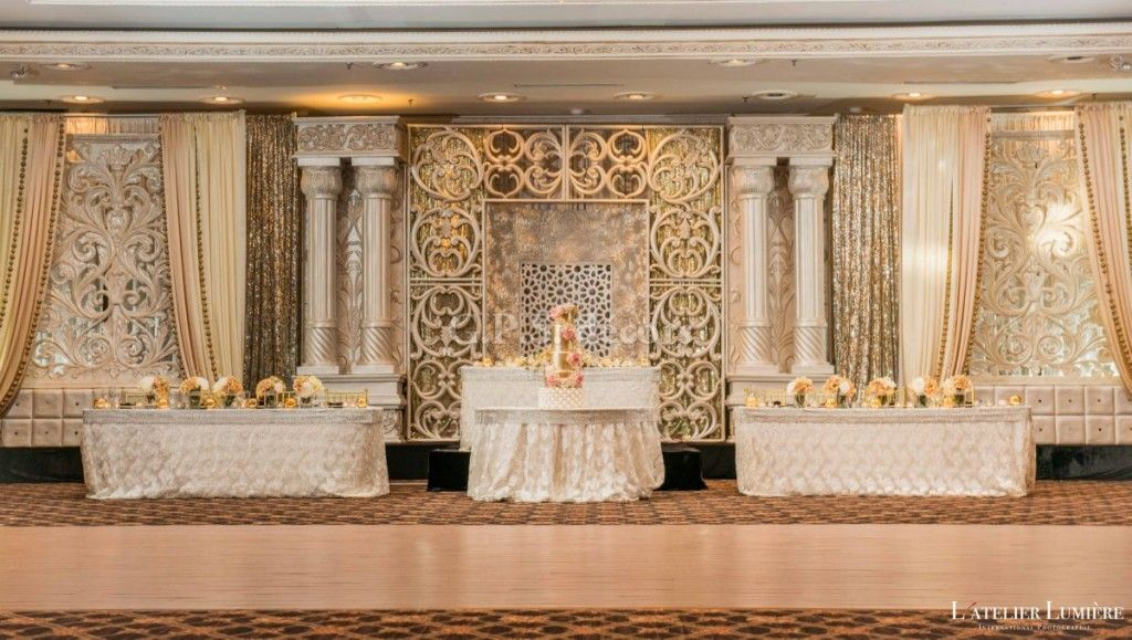 French Wedding Inspired From Le Petit Palais Wedding Decorators