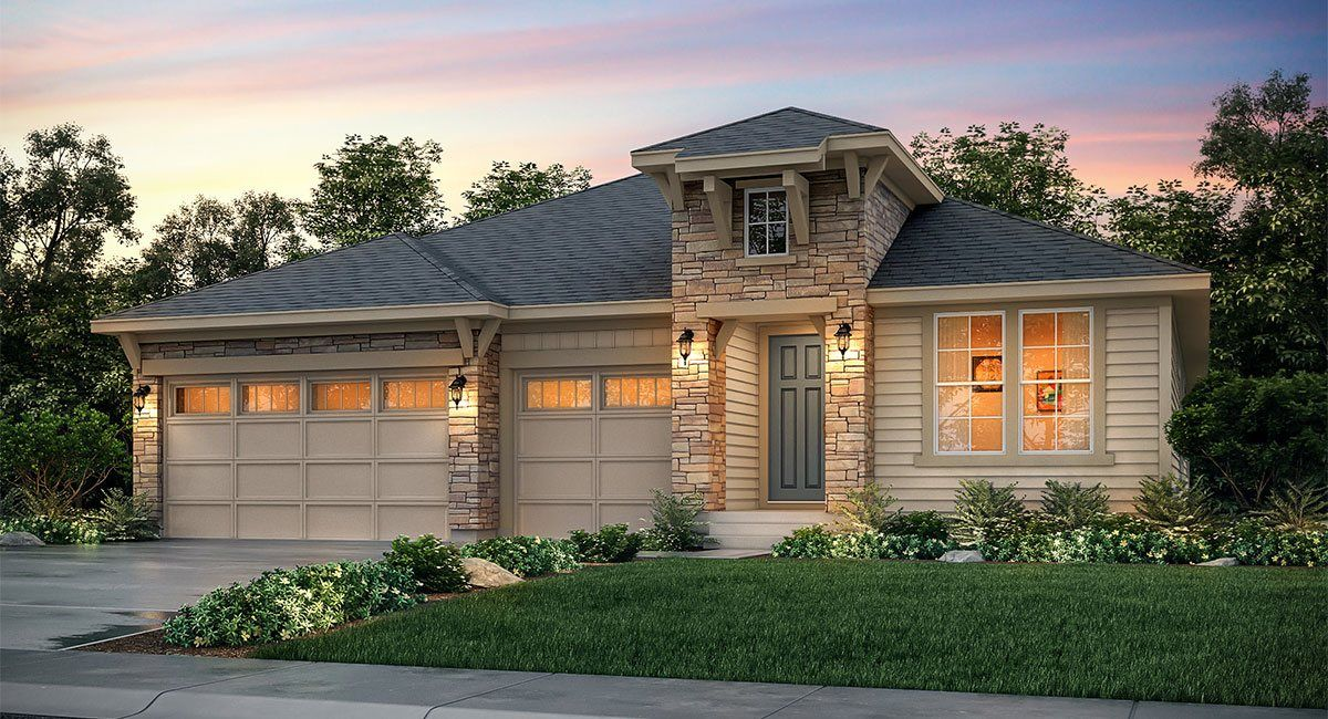 Pin by Lennar Colorado on Castle Valley- Castle Pines ...