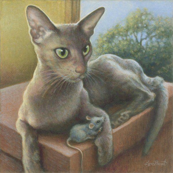 Lynn Bonnette | Lynn Bonnette | Кошки, Картинки, Кот