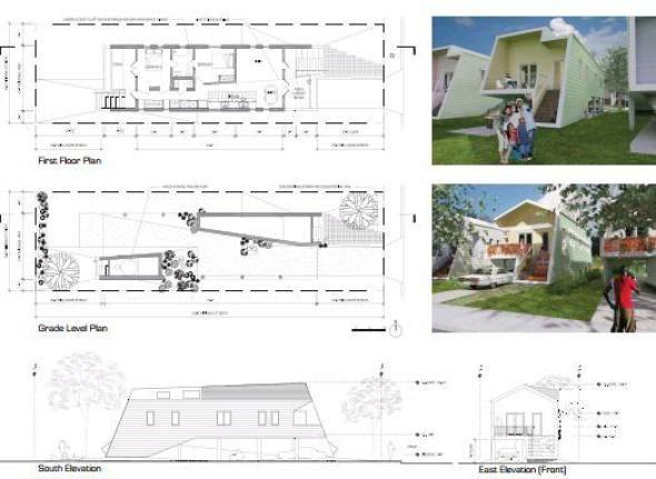 25 planos gratis para construir casas sustentables for Pdf planos arquitectonicos