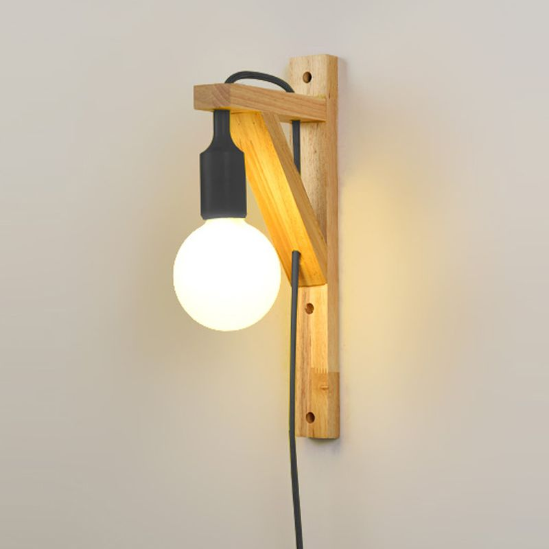 Ceiling Sconce In 2018 Wall Sconces Bedroom Rustic Pinterest