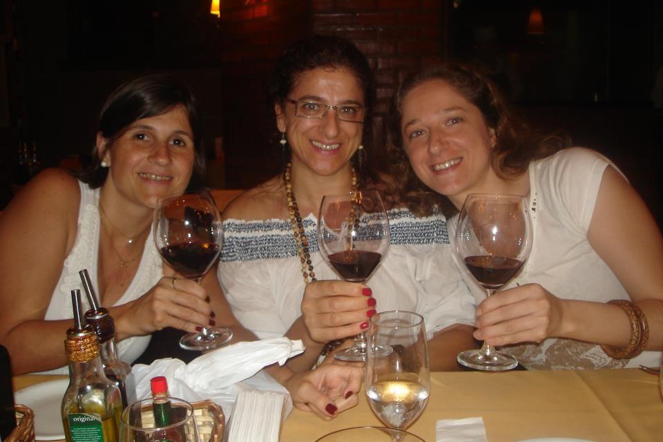 "Rejane Favero Zorzo: ""Grandes vinhos, grandes amizades..."""