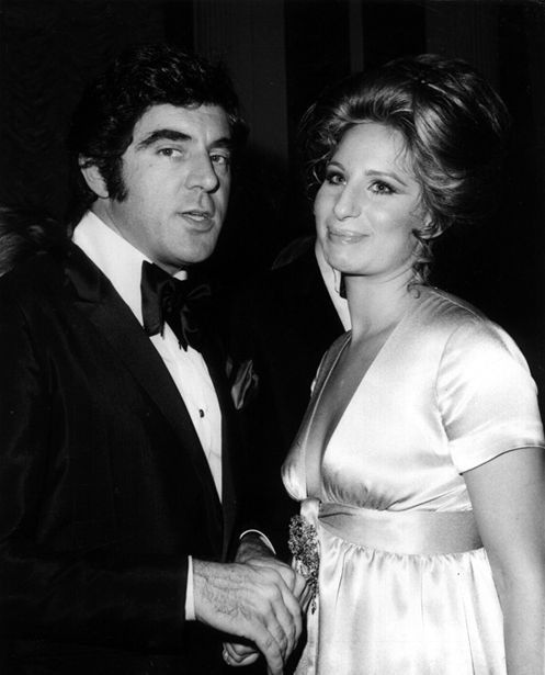70's....married Elliot Gould and had one child a boy with him...
