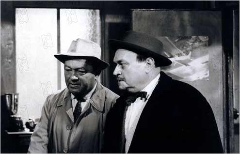 L'inspecteur Bourel et Dupuy