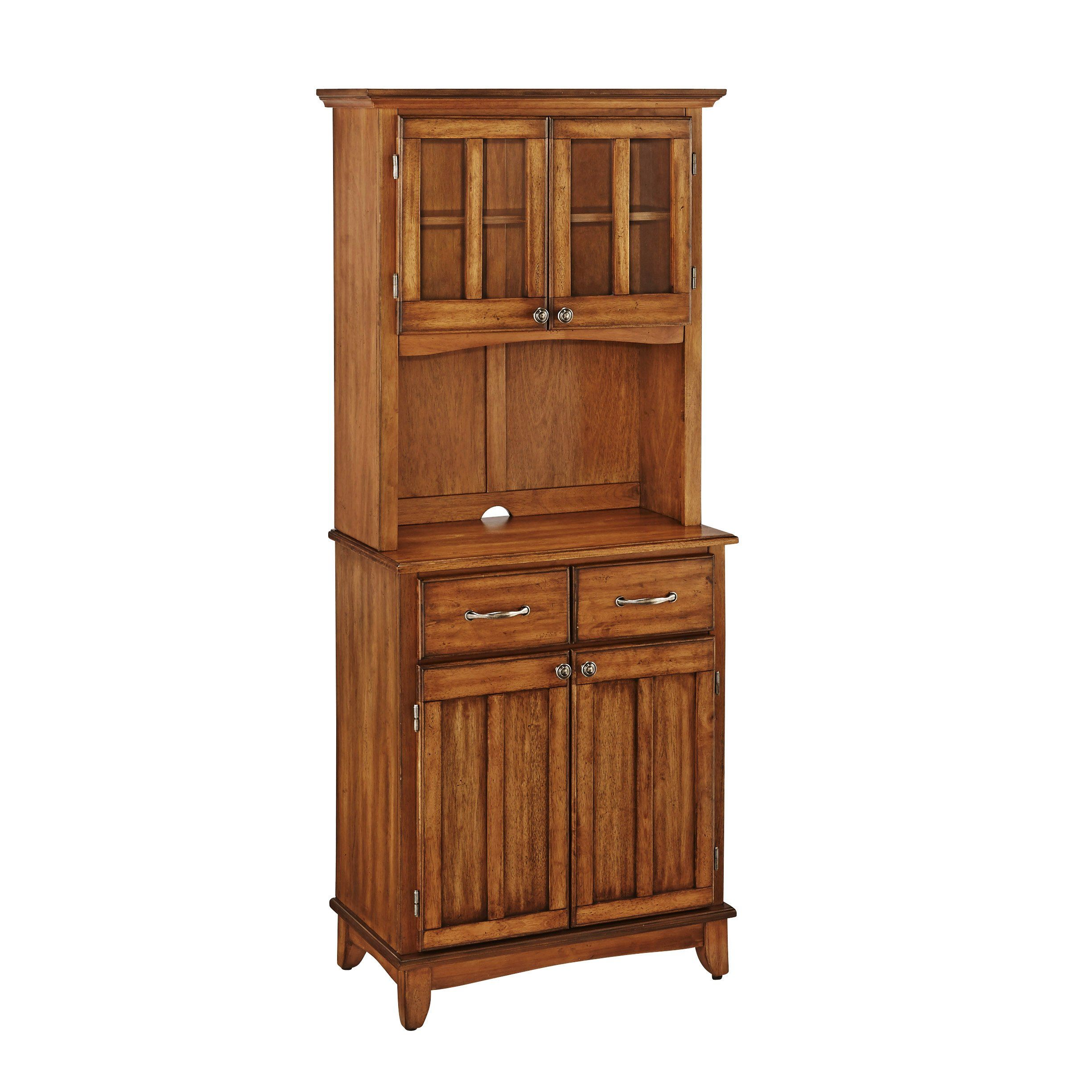 Home Styles 5001-0066-62 5001 Series Cottage Oak Wood Top