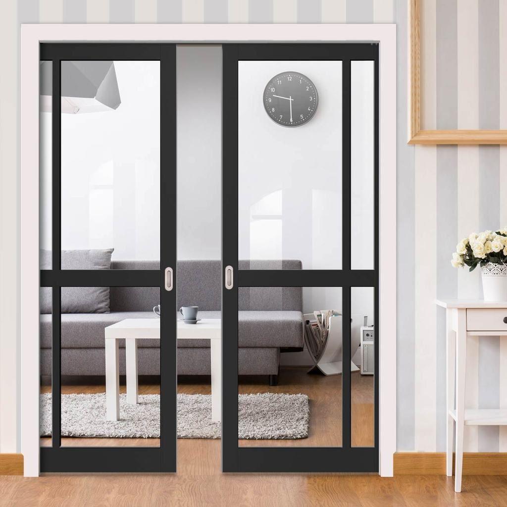 how to fix space between door and frame