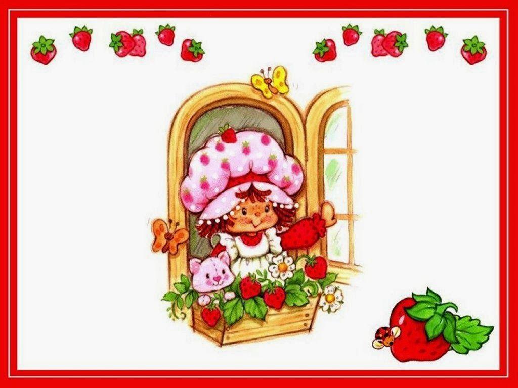 Shortcake Strawberry Sweet Characters Dreams
