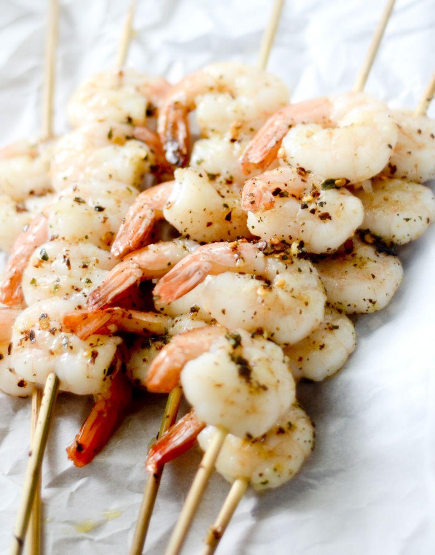 Grilled Shrimp Skewers Bobby Flay Recipe Best Comfort Foods