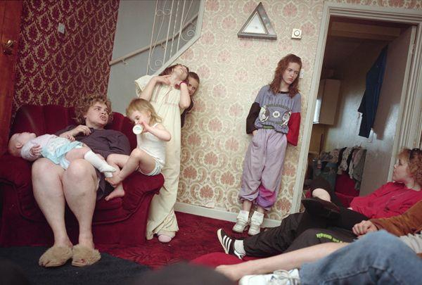 Nick Waplington Untitled 3 Living Room Series 1992 C