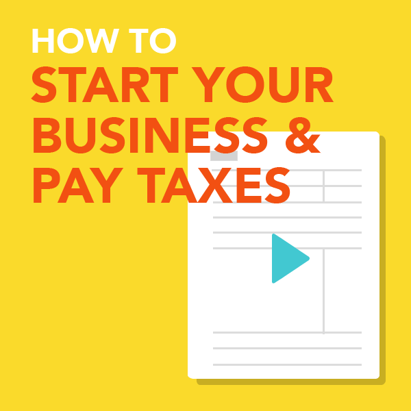How To Start Your Business