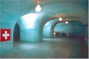 Ice Palace Jungfrau