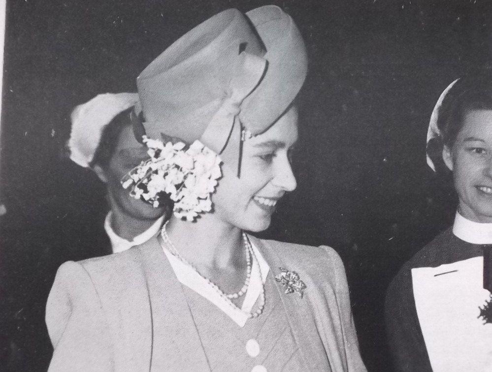 1940s book Princess Elizabeth biography Princess
