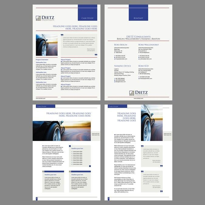 Image Result For Case Study Design Examples Case Study Template