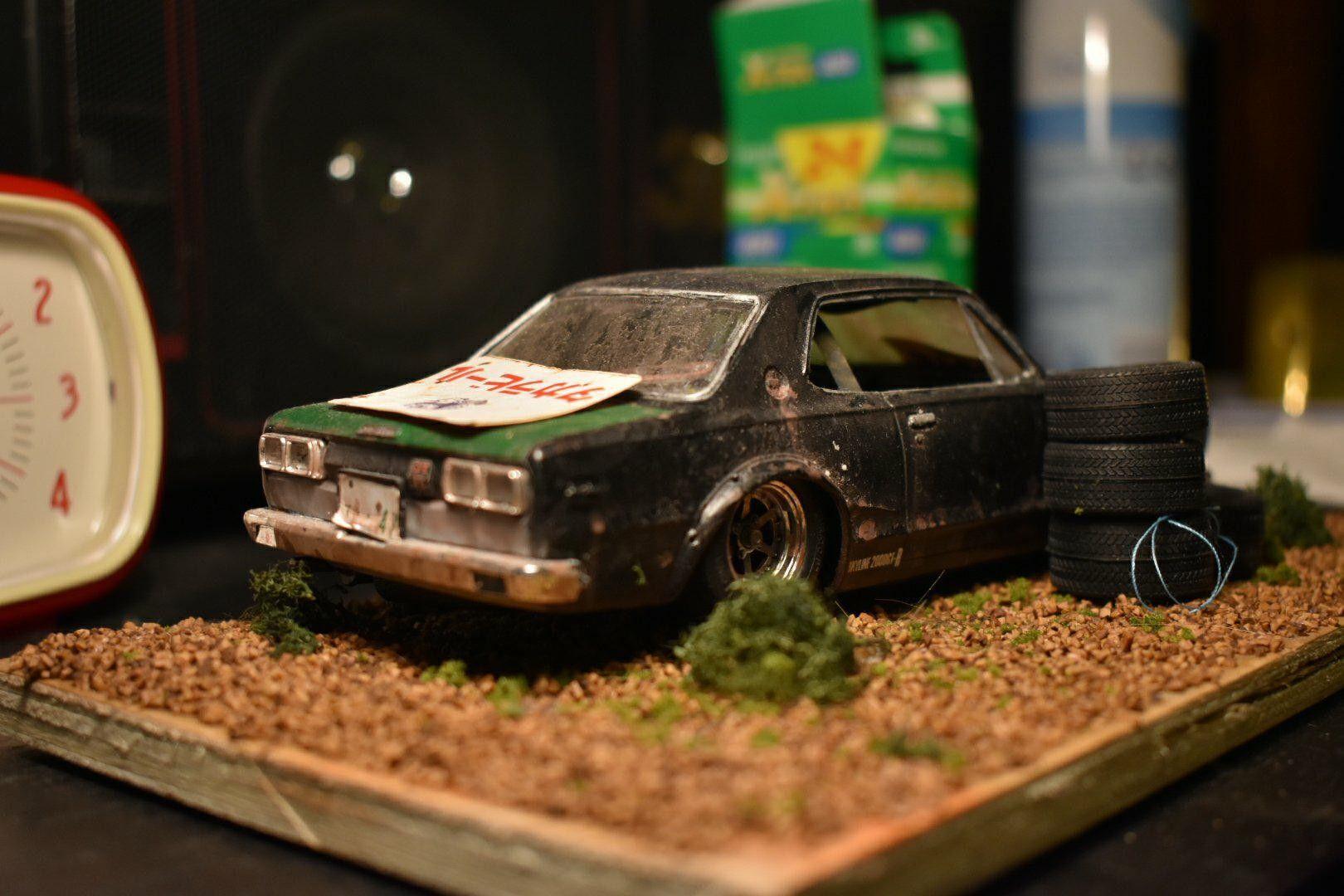Pin by John Rogal on old cars in fields | Pinterest | Model car