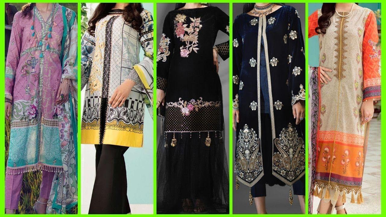 New Long Dress Design 2020 New Long Dress For Girl New Long Dress Co New Long Dress Long Dress Design Long Dress