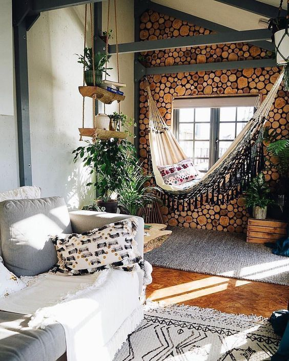 Photo of My Favorite Interior Style Series: Boho Chic – Hydrangea Treehouse