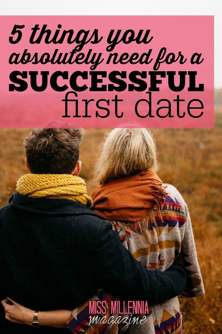 Dating advice after 5 dates