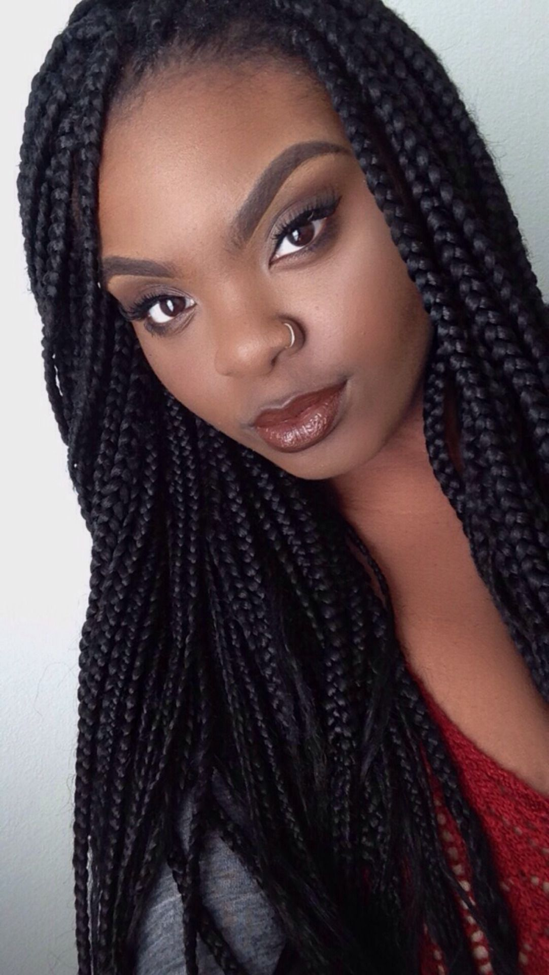 I love box braids hair pinterest posts videos and love