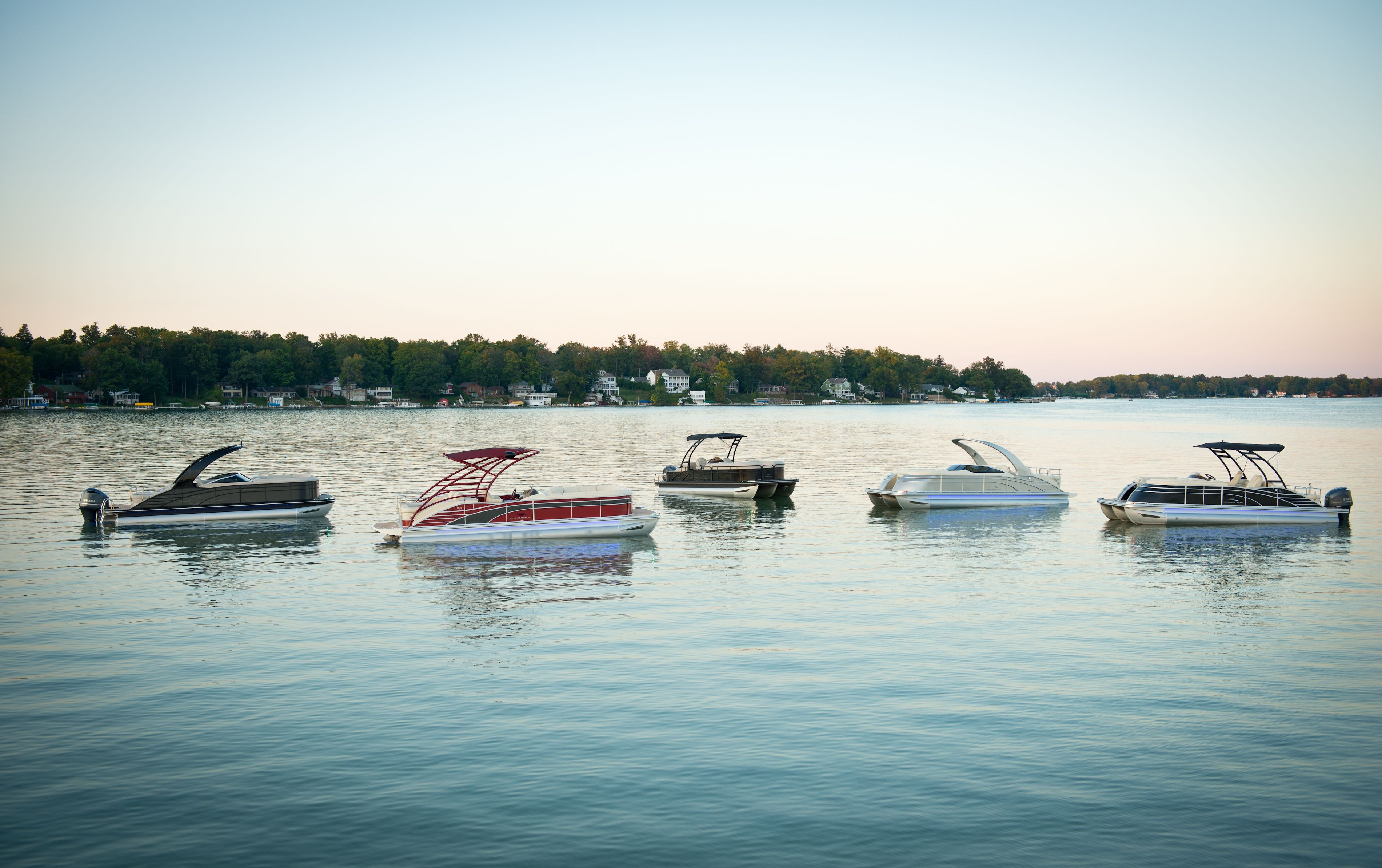 Pontoon boats with bathroom for sale - Boat Sales Many Models Styles Sizes Prices To Choose From Bennington Pontoons