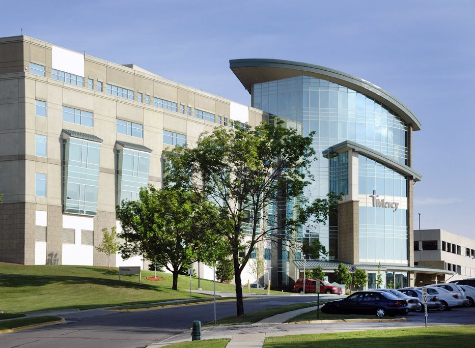 Mercy Medical Center Intensive care unit, Cardiology