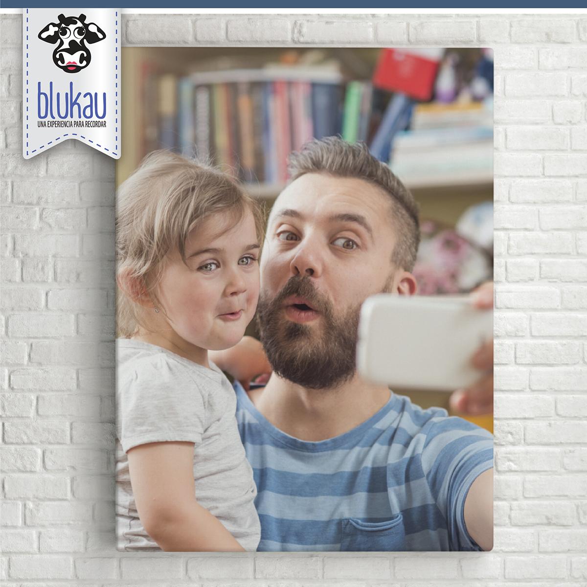 Conoce la impresión en #CANVAS y dale un toque artístico a tu hogar. Increíble para fotos, frases, dibujos y mucho más.