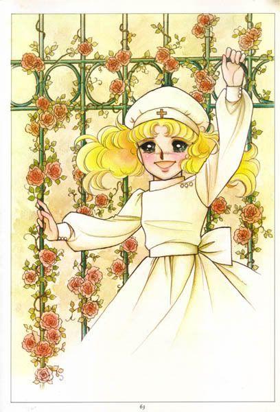 candy nurse キャンディ イラスト イラスト 壁紙 かわいい