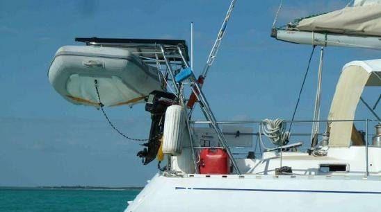 Hylas Custom Marine Arch Klacko Marine Tags Ocean Blue Ontario Canada Water Island Mirror Solar Catalina Marine Arch Power P Solar Sailing Sailboat Interior