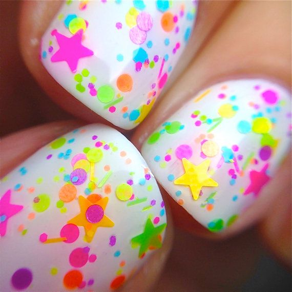 Hey, I found this really awesome Etsy listing at https://www.etsy.com/listing/227650850/funfetti-polka-dot-neon-custom-blended