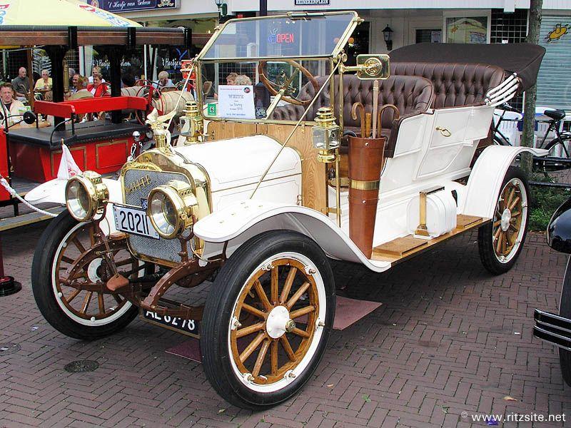 1910 White Model GA Touring body Veteran car, Classic