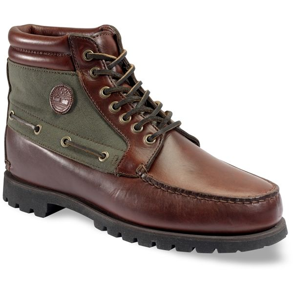 0d6febc1aa6e Timberland 7-Eye Chukka with Gore-Tex. These were my winter must-haves.
