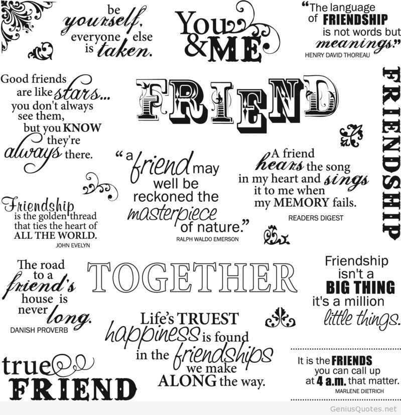 Callsign friends