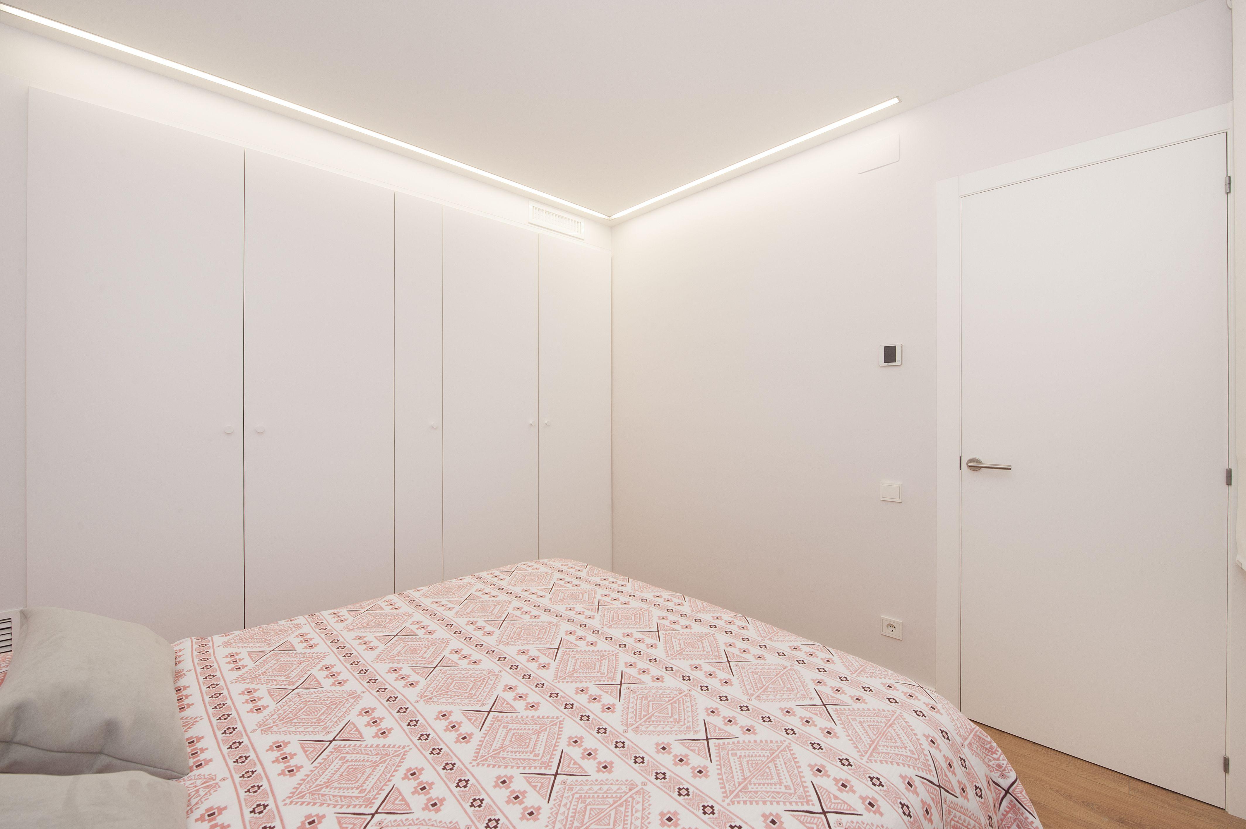 Dormitorio principal | Reforma de piso Sincro ...