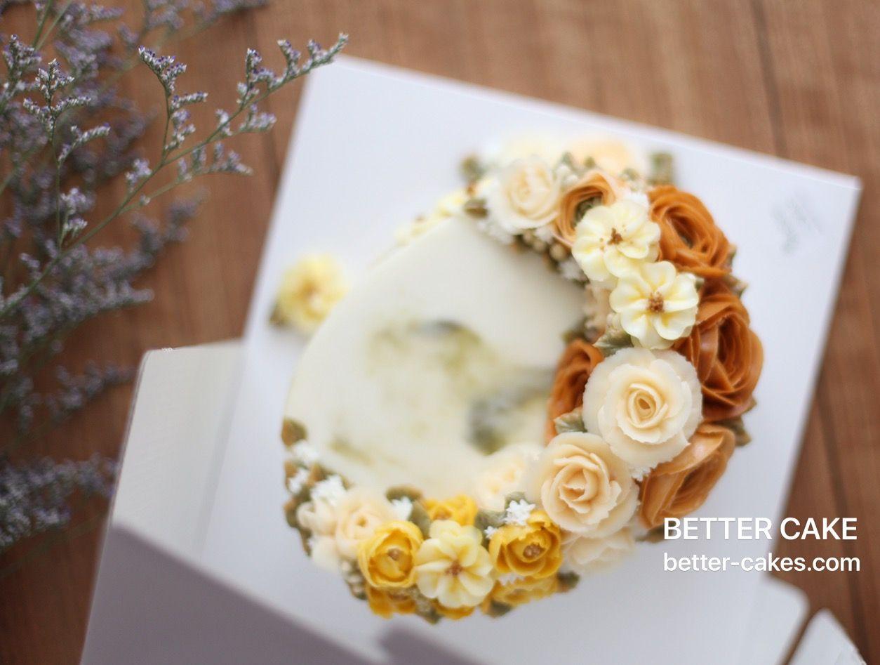 Done by my student  (베러 심화클래스/Advance class) www.better-cakes.com Any inquiries about BETTER CLASS, Mailbettercakes@naver.com Linebetter_cake FacebookBetter Cake Kakaotalkleesumin222  #buttercream#cake#베이킹#baking#bettercake#like#버터크림케이크#베러케이크#cupcake#flower#꽃#sweet#플라워케이크#koreabuttercream#wilton#앙금플라워#디저트#buttercreamcake#dessert#버터크림플라워케익#follow#떡케이크#koreancake#beautiful#윌튼#instacake#꽃스타그램#앙금플라워떡케이크#instafood#flowercake
