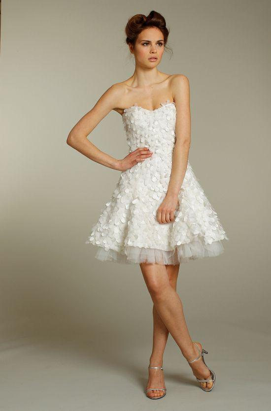 Adorable Short Embellished Wedding Reception Dress Dresses And Fashion Hjelm