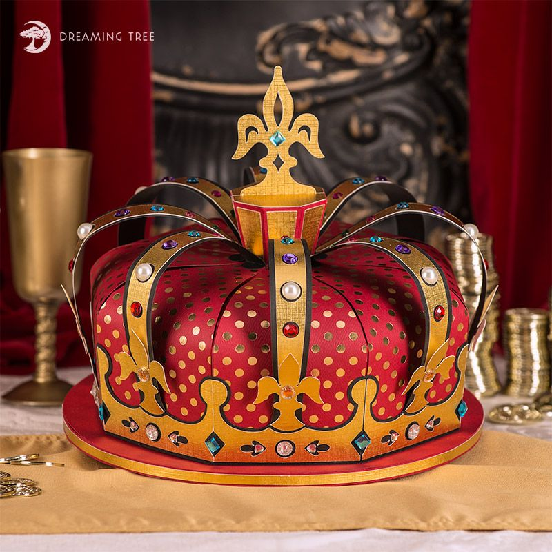 Crown Cupcake Holder SVG Crown cupcakes, Cricut, Svg