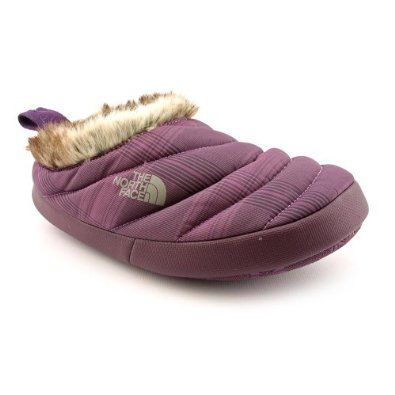 157d4b262db The North Face Women s NSE Tent Mule Fur II Insulated Slipper ...