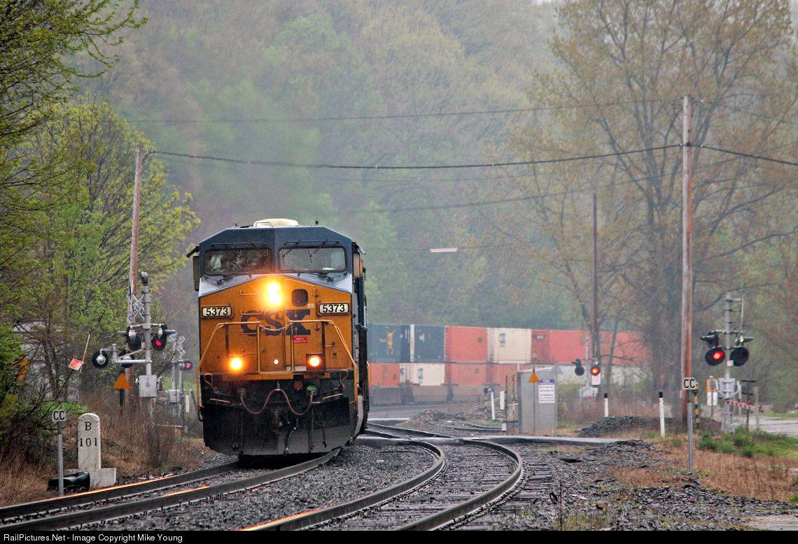 RailPictures Net Photo: CSXT 5373 CSX Transportation (CSXT