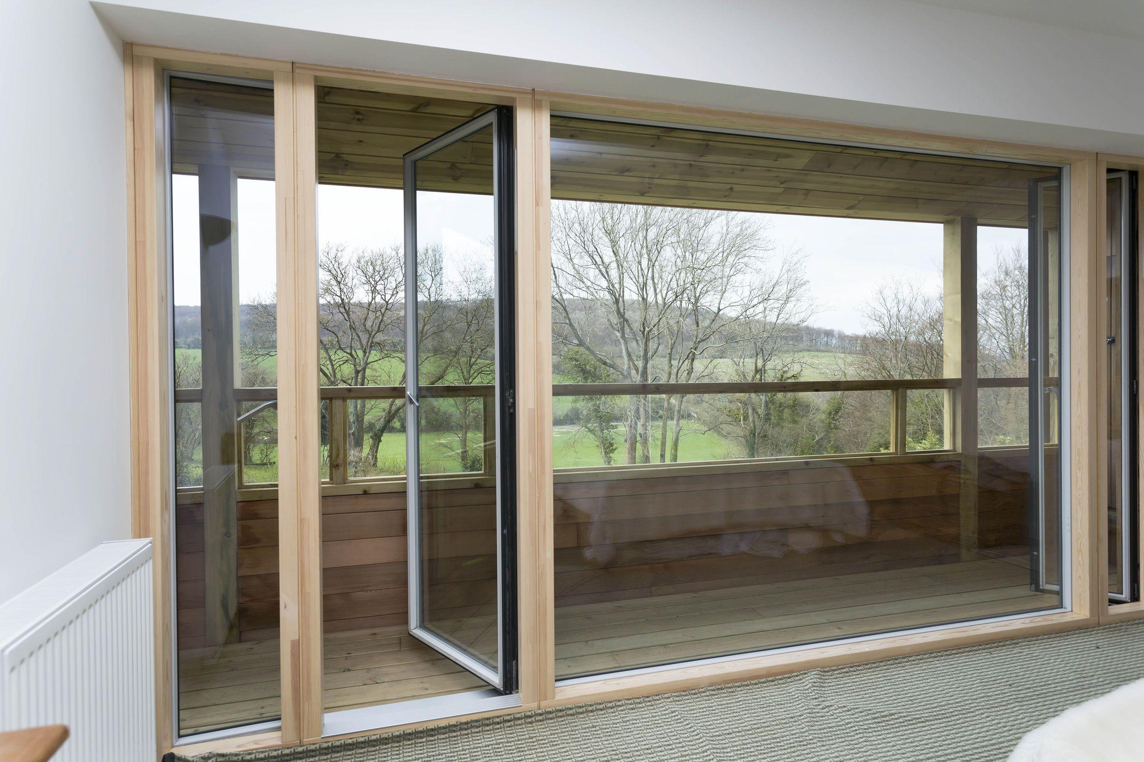 Außergewöhnlich Fertig Haus / Modern / Holz / Holzkonstruktion   WHITEBEAM, HAMPSHIRE By:  Deer