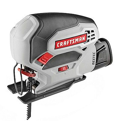 Brand New Nextec Jigsaw Great Gift For Dad Craftsman Power Tools Cordless Power Tools Craftsman Tools