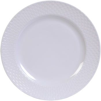 Sturdy round plastic plates are casual and sophisticated! Classic round plastic plates complement any décor  sc 1 st  Pinterest & Sturdy round plastic plates are casual and sophisticated! Classic ...